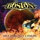 Boston :Once More Than A Feeling