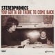 Stereophonics :You Gotta Go There../+Bonustrack