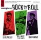 Presley,Elvis/Haley,Bill & His Comets/Vincent,Gene :Complete Rock'n'Roll (Box)
