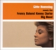 Haenning,Gitte :Meets The Francy Boland Kenny Clarke Big Band