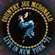 McDonald,Country Joe :Live In New York '71