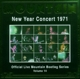 MOUNTAIN :NEW YEAR CONCERT 1971