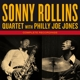 Rollins,Sonny Quartet With Jones,Philly Joe :Complete Recordings+1 Bonus Tracks