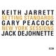 Jarrett,Keith Trio/Peacock,Gary/DeJohnette,Jack :Setting Standards