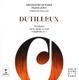 Järvi,Paavo/Tetzlaff,Christian/Orchestre De Paris :Sinfonie 1,Metaboles,Sur Le Meme Accord