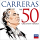 CARRERAS,JOSE/+ :Jose Carreras-The 50 Greatest Tracks