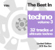 Various :The Best In Techno 3