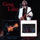Lake,Greg :Greg Lake/Manoeuvres (Remastered+Expanded 2CD)