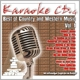 Karaoke/Various :Best of Country and Western Music Vol.1 CDG