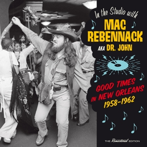 Rebennack,Mac (Aka Dr.John)
