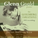 Gould,Glenn :The Goldberg Variations (1955 recording)