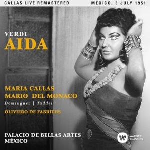 Callas,Maria/Del Monaco/Dominguez/De Fabritiis