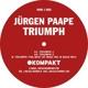 Paape,Jürgen :Triumph (Record Store Day 2013)