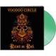 Voodoo Circle :Raised On Rock (Lim.Clear Green Vinyl)