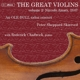 Sheppard Skaerved,Peter :Great Violins Vol.2: Niccolo Amati 1647
