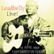 LeadBelly :Live