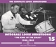 Armstrong,Louis :Intégrale Louis Armstrong Vol.15