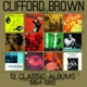 Brown,Clifford :13 Classic Albums 1954-1960