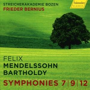 Bernius,Frieder/Streichakademie Bozen