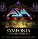 Asia :Symfonia-Live In Bulgaria 2013 (2CD+DVD Digipak)