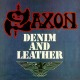 Saxon :Denim And Leather