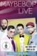 Maybebop :Das Darf Man Nicht-Live (DVD+CD)