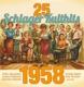 Various :25 Schlager Kulthits: 1958