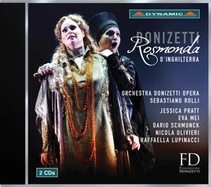 Pratt/Mei/Schmunck/Rolli/Donizetti Opera