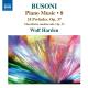Harden,Wolf :Klaviermusik Vol.8
