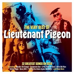 Lieutenant Pigeon