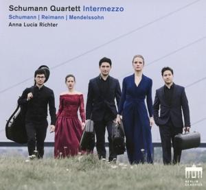 Schumann Quartett/Richter,Anna Lucia