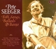 Seeger,Pete :Folk Songs,Ballads & Banjo