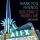Big Star's Third Live :Thank You,Friends: Big Star's Third Live 2CD+DVD