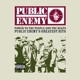 Public Enemy :POWER TO THE PEOPLE AND THE BEATS (GREATEST HITS)