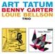 Tatum,Art/Carter,Benny & Bellson,Louie :Trio+2 Bonus Tracks