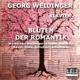 Georg Weidinger :Blüten der Romantik