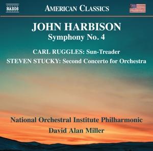 Miller,David Alan/Nat.Orchestral Institute Phil.