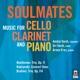Vardi,Amitai/Vardi,Uri/Erez,Arnon :Soulmates-Werke für Cello,Klarinette und Klavie