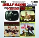 Manne,Shelly :3 Classic Albums Plus