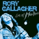 Gallagher,Rory :Live At Montreux