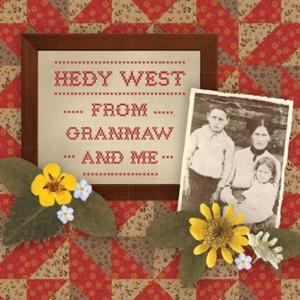 West,Hedi