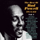 Powell,Bud :The Best Of Bud Powell 1944-62 Vol.1