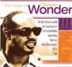 Wonder,Stevie :The Music of Stevie Wonder