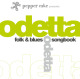 Odetta :Pepper Cake Presents Odetta