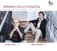 Fanlo,Iagoba/Amoros,Pablo :Spanische Cellosonaten