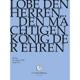 J.S.Bach-Stiftung/Lutz,Rudolf :Lobe Den Herren,Den Maechtigen