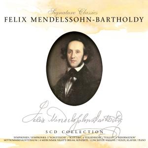 MENDELSSOHN BARTHOLDY,FELIX