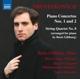 Giltburg,Boris/Petrenko,Vasily/RLPO :Klavierkonzerte 1+2/+