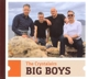 Crystalairs,The :Big Boys (40 Pages CD Book)