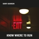 Adamson,Barry :Know Where To Run